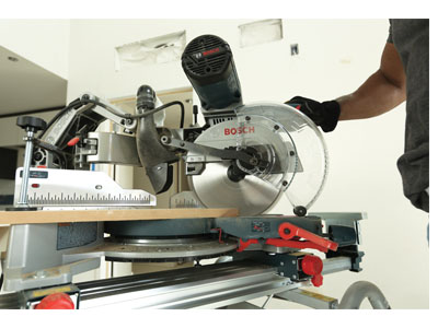 Bosch CM10GD Review In Use