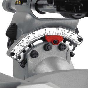 Dewalt dw717 miter saw bevel gauge