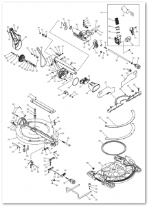 LS1019L-Parts-Diagram