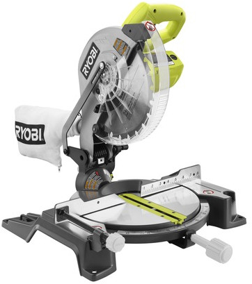 Ryobi ts1345l complete miter saw review by a real woodworker ryobi ts1345l keyboard keysfo Choice Image
