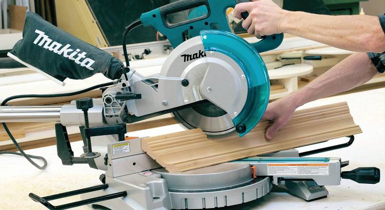 makita ls1018 review crown molding cut