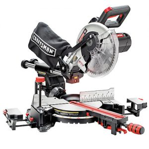 Craftsman 10 Inch Compound Miter Saw - 21237