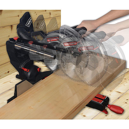 Craftsman-SM2509RC-In-Action