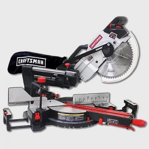 Craftsman 10 Inch Compound Miter Saw - SM2509RC