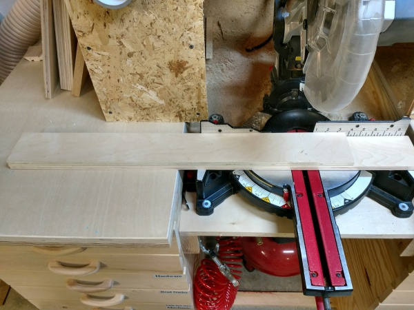Drawer Side Cuts