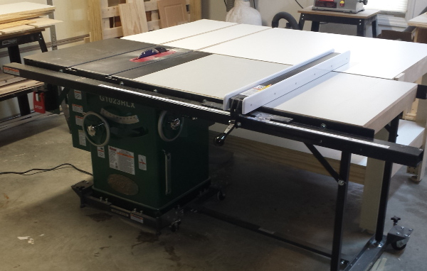 Grizzly Table Saw