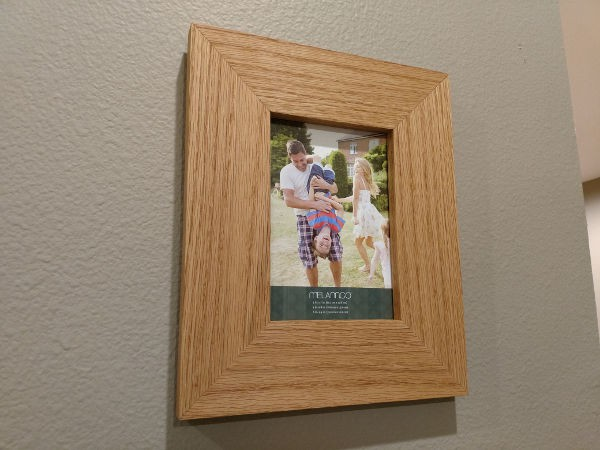 Miter Joint Picture Frame