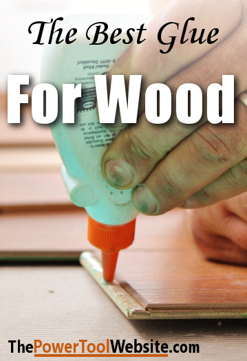 The Best Glue For Wood - applying glue to a rabbet joint