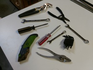 My everyday hand tools