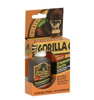 Polyurethane Gorilla brand wood glue