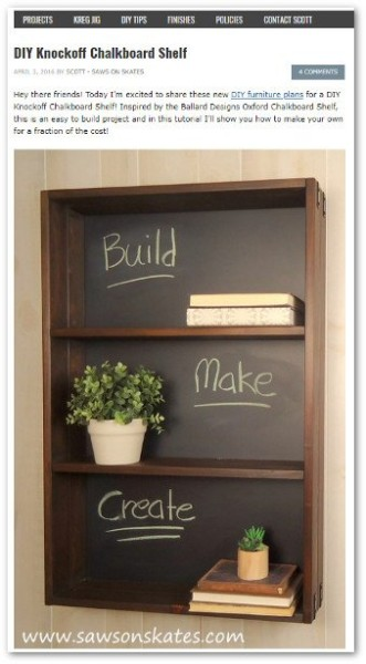 38 Woodworking Projects That Easy With Free