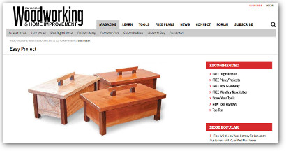 38 Woodworking Projects That Sell - Easy Projects With Free
