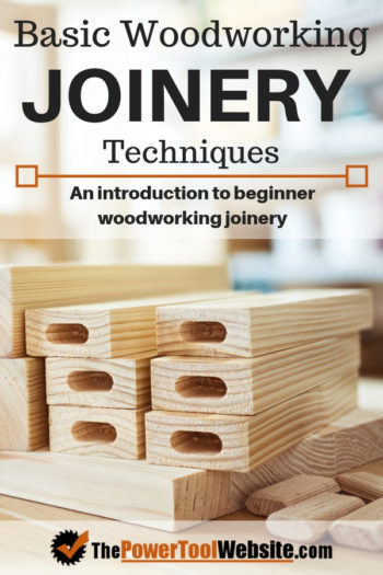 Woodworking Joinery basics - beginner woodworkers, learn which joinery types to use here.