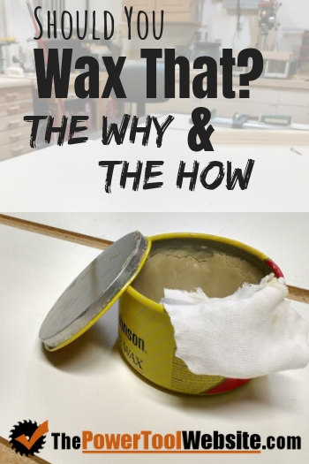 When to apply a wax finish