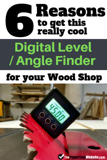 digital level angle finder review