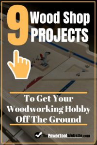9 Wood Shop Projects