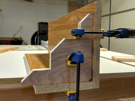 Right Angle Clamping Jig