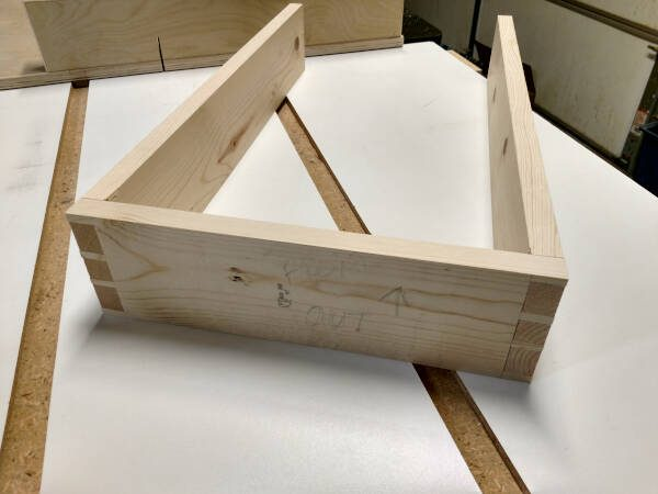 dovetails dry fit