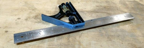 combination square for beginner woodworkers