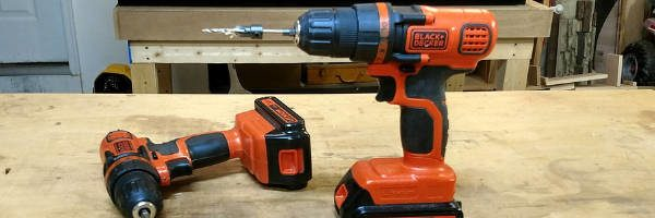 woodworking power drills