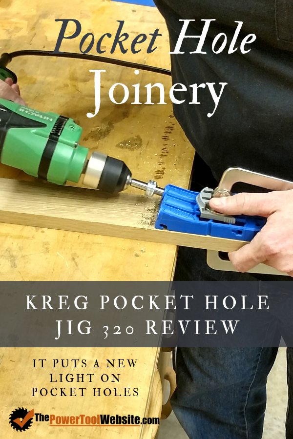 Kreg Pocket Hole Jig 320 Review