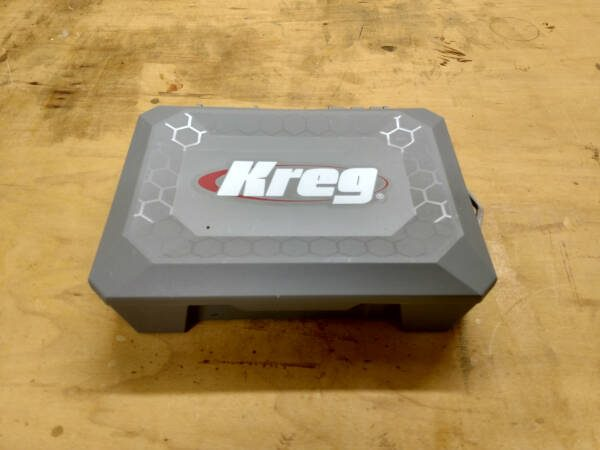 kreg pocket hole jig 320 in its durable case