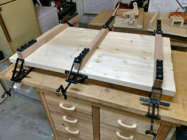 panel clamps