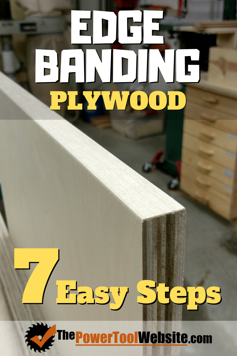 Edge Banding Your Plywood Projects In 7 Easy Steps