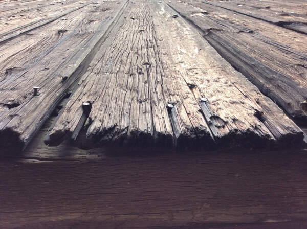 old boards that can be reclaimed